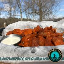 Buffalo Pork Rib-Tips (Riblets)